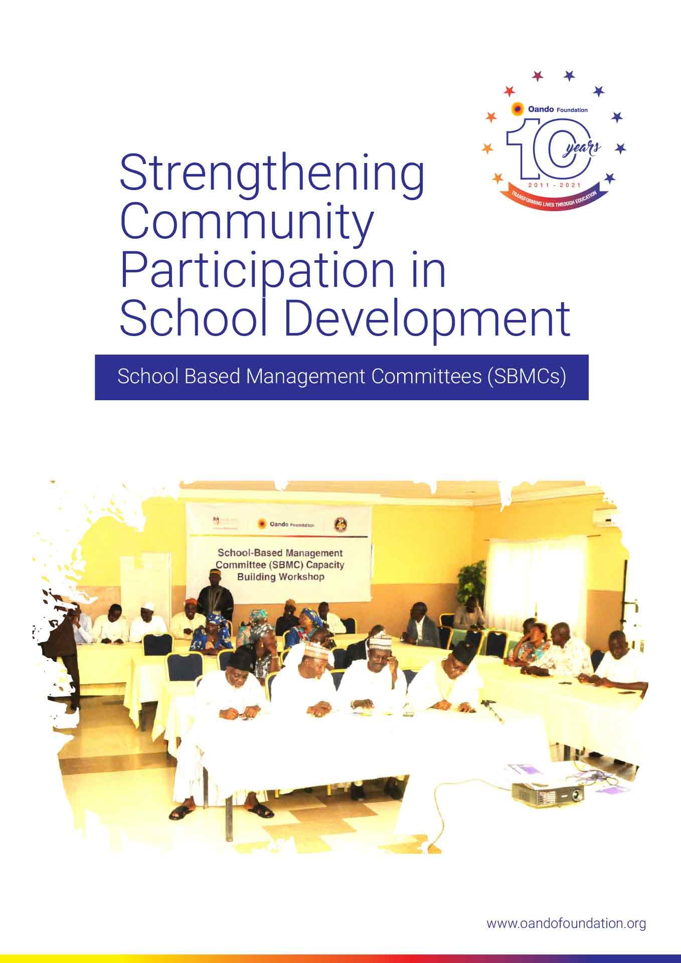 SCPS Cover Page