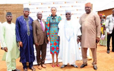 Oando Foundation Improves Education Infrastructure In Public Primary Schools