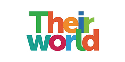 Their World Logo